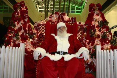Papai Noel para Eventos de Natal