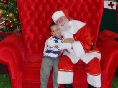 Papai Noel para Contato de Eventos em São Paulo
