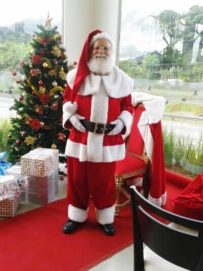 Papai Noel para Eventos Particulares em São Paulo