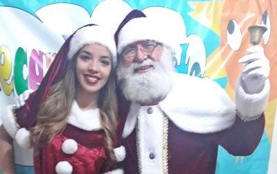 Papai Noel para Festas e Eventos em São Paulo