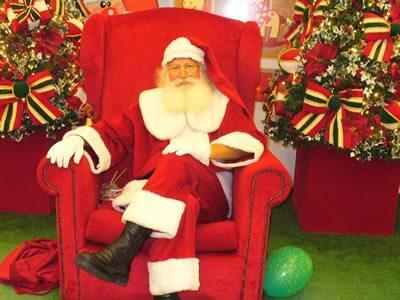 Visita do Papai Noel em Eventos Particulares em São Paulo