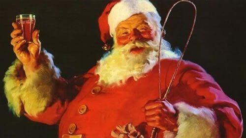 Papai Noel Diverte Crianças