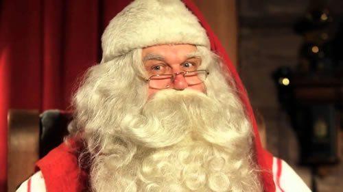 Video de Papai Noel